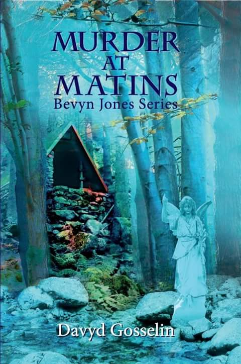 murder at matins book cover